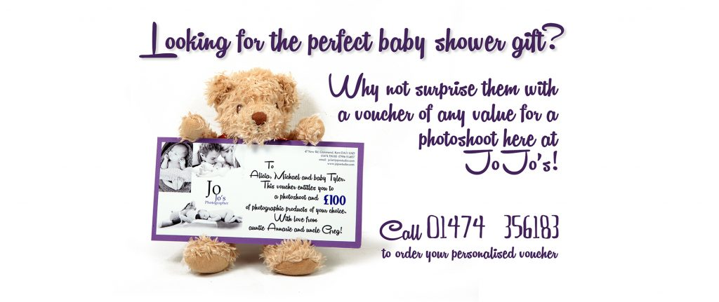 baby shower photography at jojos studio